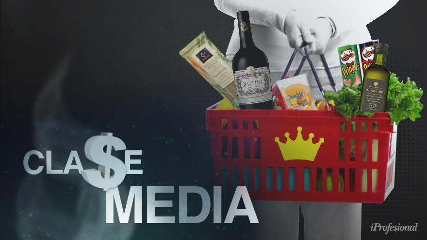 """Clase Media y los pequeños """"lujos"""""""