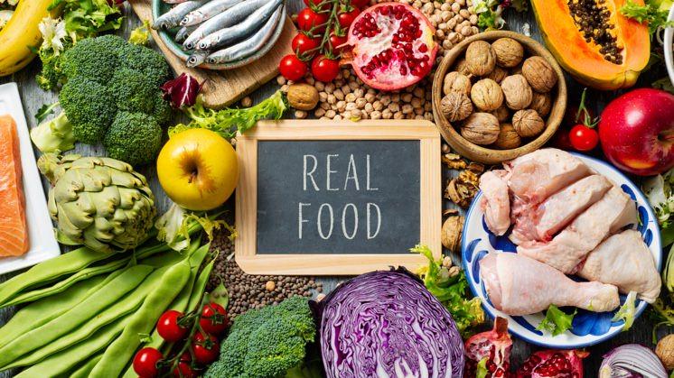 Real Food: la vuelta a lo básico